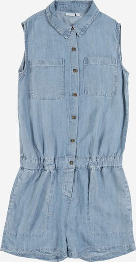 NAME IT Jumpsuit 'BATYTTE' in blue denim, Produktansicht