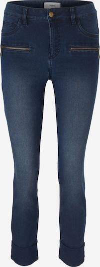 heine Bauchweg-Jeans in blue denim, Produktansicht