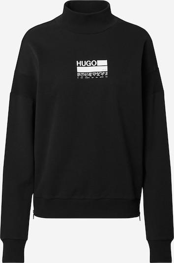HUGO Sweatshirt 'Nelinda' in schwarz, Produktansicht