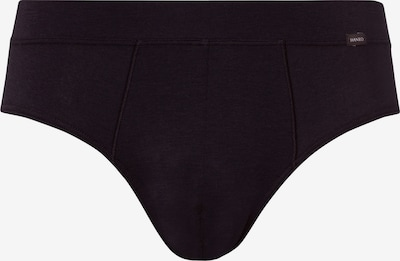 Hanro Slip ' Natural Function ' in schwarz, Produktansicht