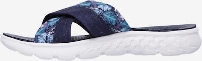 SKECHERS Pantolette 'ON THE GO 400' in navy / mischfarben, Produktansicht