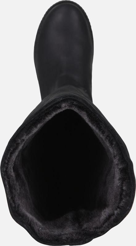 SHABBIES AMSTERDAM Stiefel aus Nubuk-Leder