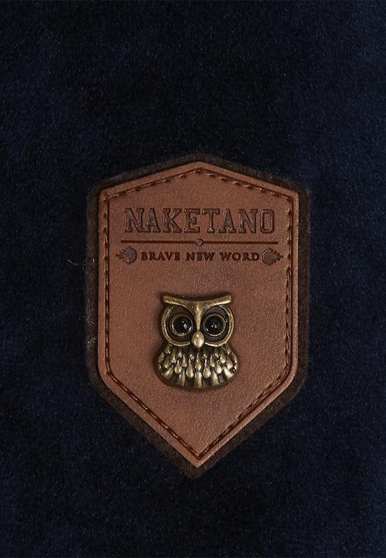 En Veste De Survêtement Foncé Naketano Bleu Mack' 'brazzo hrBtsQxdC