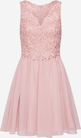 Laona Cocktail Dress in Pink