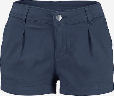 LASCANA Hotpants in blau, Produktansicht