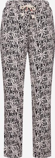 Iriedaily Housut 'Bambul' värissä musta / valkoinen, Tuotenäkymä