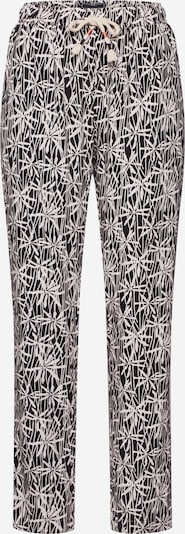 Iriedaily Pantalon 'Bambul' en noir / blanc, Vue avec produit