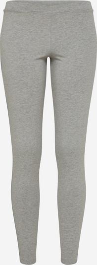 ADIDAS ORIGINALS Leggings in de kleur Grijs gemêleerd / Zwart / Wit, Productweergave