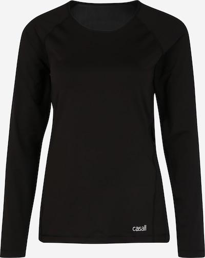 Casall Shirt in schwarz, Produktansicht