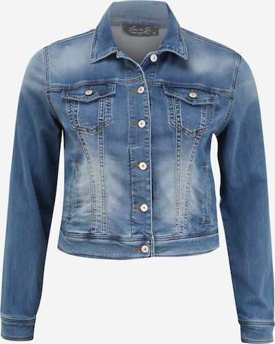 LTB - Love To Be Jeansjacke 'DESTIN L' in blue denim, Produktansicht