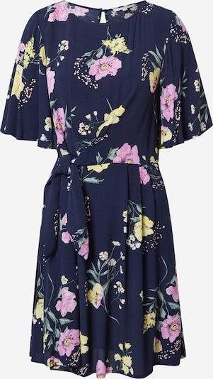 TOM TAILOR DENIM Sukienka w kolorze ciemny niebieski / mieszane kolorym, Podgląd produktu