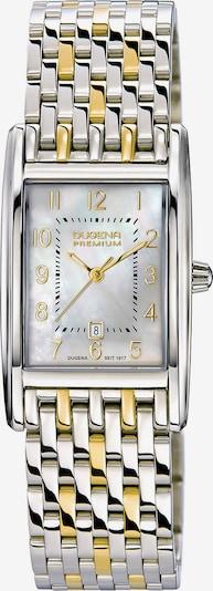 DUGENA Armbanduhr in gold / silber, Produktansicht