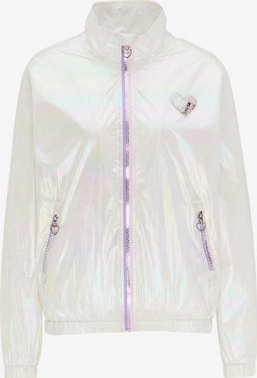 MYMO Jacke in silber, Produktansicht