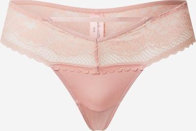 Hunkemöller String in rosa, Produktansicht