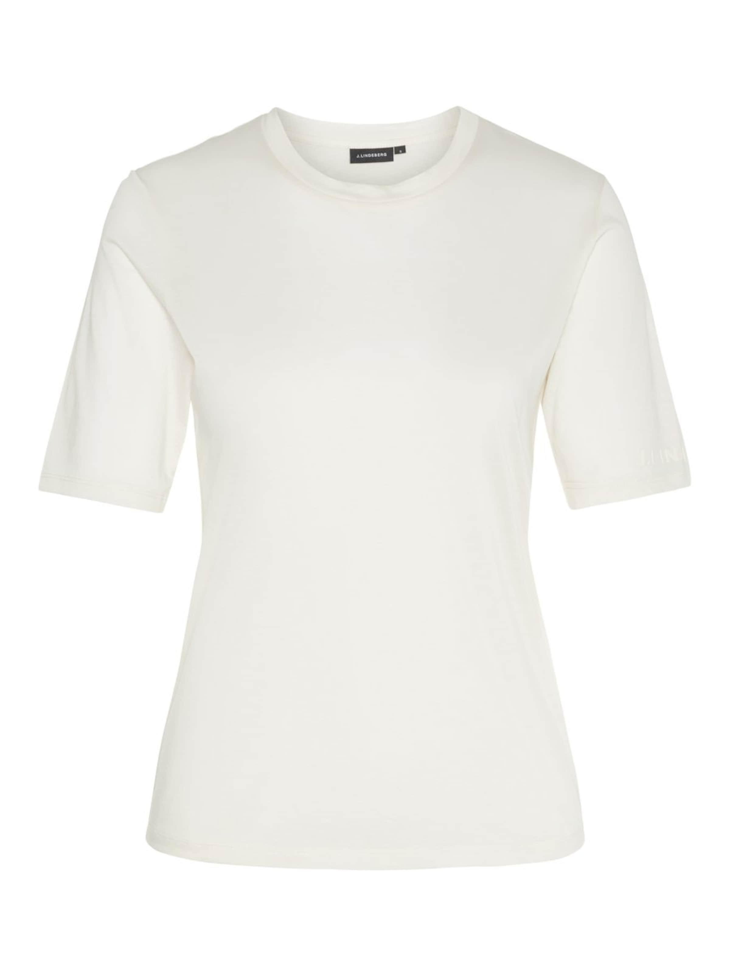 lindeberg Weiß T shirt In J 'charlotte' 0OXnwNPZ8k