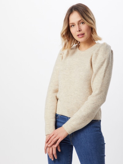 NEW LOOK Pullover in beige: Frontalansicht