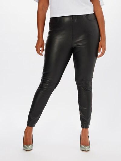Pantaloni 'Rosa' Guido Maria Kretschmer Curvy Collection di colore nero, Visualizzazione modelli