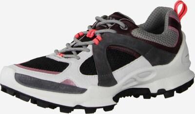 ECCO Sneaker in rot / schwarz / weiß, Produktansicht