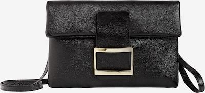 faina Clutch in schwarz, Produktansicht