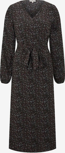 TOM TAILOR Kleid in mischfarben / schwarz, Produktansicht