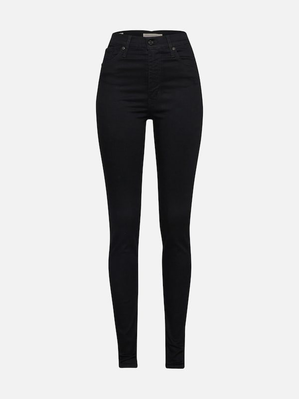 Levis High Waisted Jeans