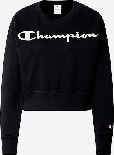 Champion Authentic Athletic Apparel Sweater majica u crvena / crna / bijela, Pregled proizvoda