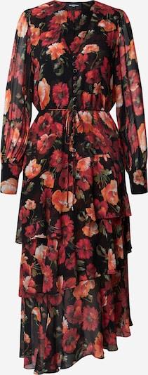 The Kooples Šaty 'Robe' - zelená / oranžová / červená / černá, Produkt