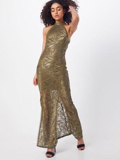 GUESS Kleid 'GRACIA DRESS' in braun, Modelansicht