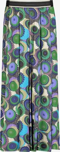 Nicowa Hose 'WEA' in hellbeige / hellblau / grün, Produktansicht