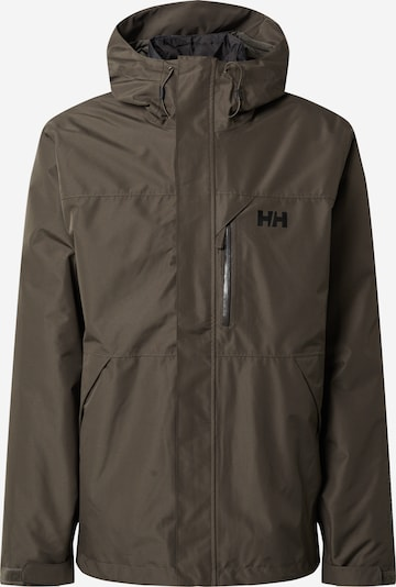 HELLY HANSEN Outdoor jakna 'Squamish' u bež siva, Pregled proizvoda