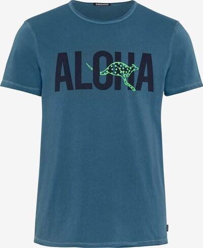 CHIEMSEE Shirt in blau, Produktansicht