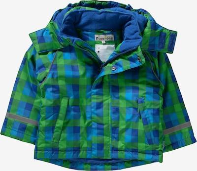PLAYSHOES Skijacke in blau / grün, Produktansicht