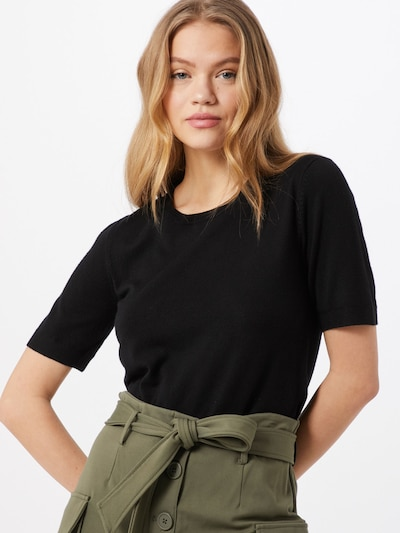 Noisy may Pullover 'JOSIE' in schwarz, Modelansicht