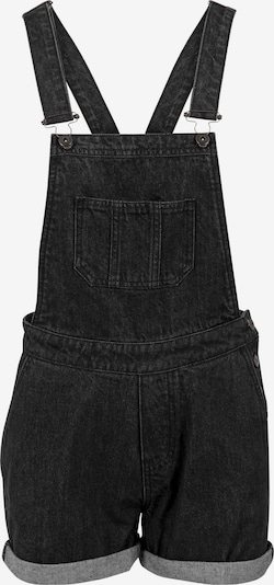 Urban Classics Short in black denim, Produktansicht