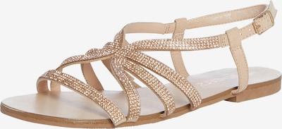 Head Over Heels Sandale 'NEEMA' in gold, Produktansicht