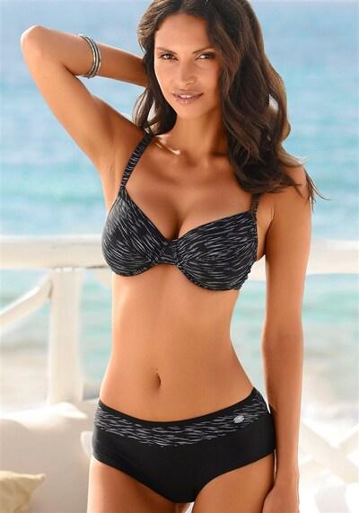 KangaROOS Bügel-Bikini in schwarz, Produktansicht