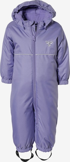 Hummel Schneeanzug 'SNOOPY' in lila, Produktansicht