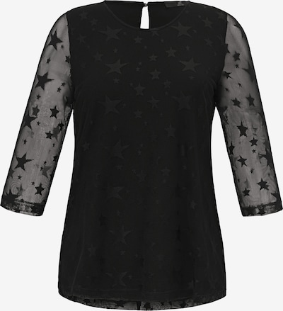 Emilia Lay Shirt in schwarz, Produktansicht