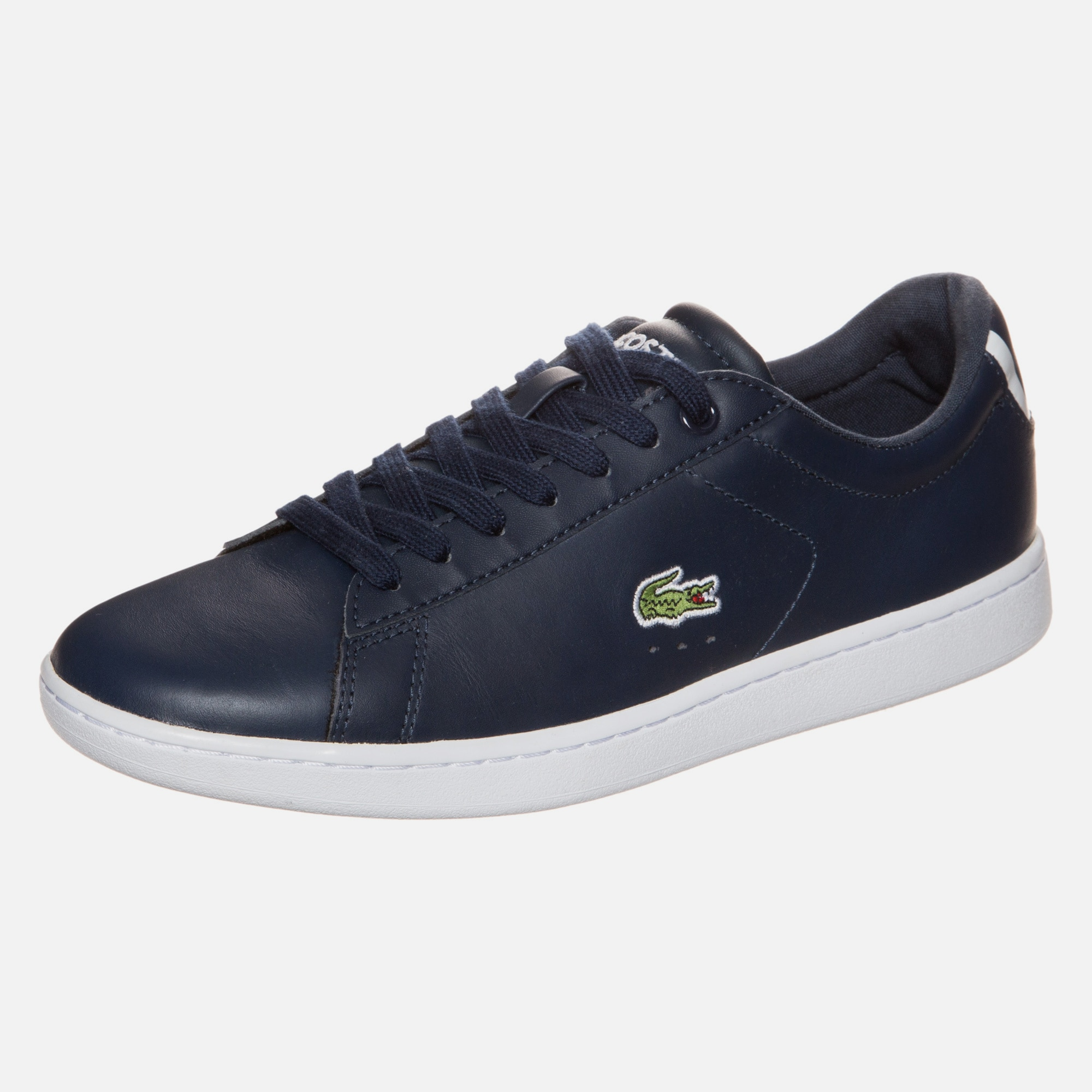lacoste carnaby bl sneaker damen in blau about you. Black Bedroom Furniture Sets. Home Design Ideas