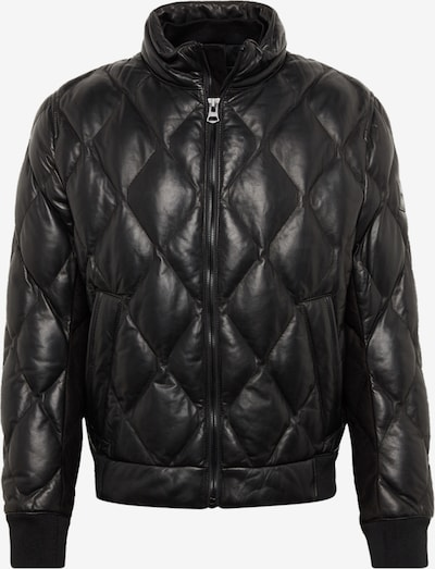 BOSS Zimní bunda 'Jekob' - černá, Produkt