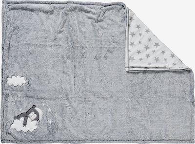 JACKY Krabbeldecke 'Dreamer' in grau / weiß, Produktansicht