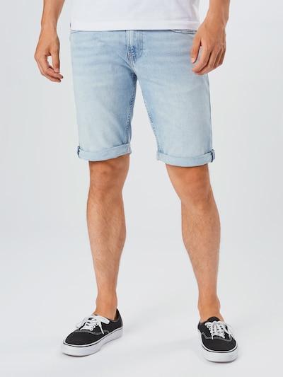 kék farmer Tommy Jeans Farmer, Modell nézet
