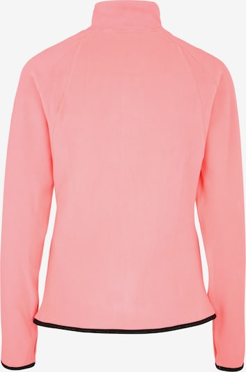 CHIEMSEE Sporta svīteris pieejami neona rozā: Aizmugures skats