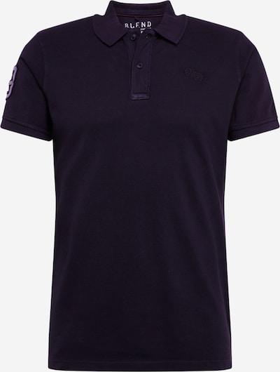 BLEND Poloshirt in navy, Produktansicht