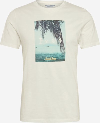 JACK & JONES T-Shirt 'JORSUITE' en blanc cassé, Vue avec produit