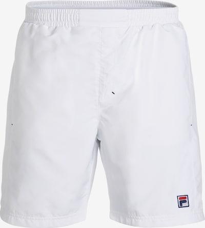 FILA Spodnie sportowe 'Santana' w kolorze białym, Podgląd produktu