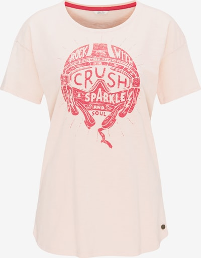 Petrol Industries Shirt in pastellpink, Produktansicht