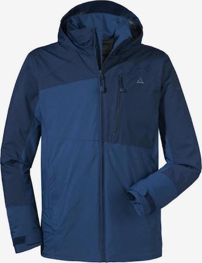 Schöffel Jacke 'Vancouver1' in blau / dunkelblau, Produktansicht