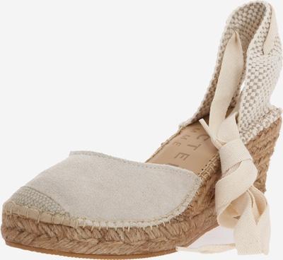 SELECTED FEMME Espadrilles in beige, Produktansicht