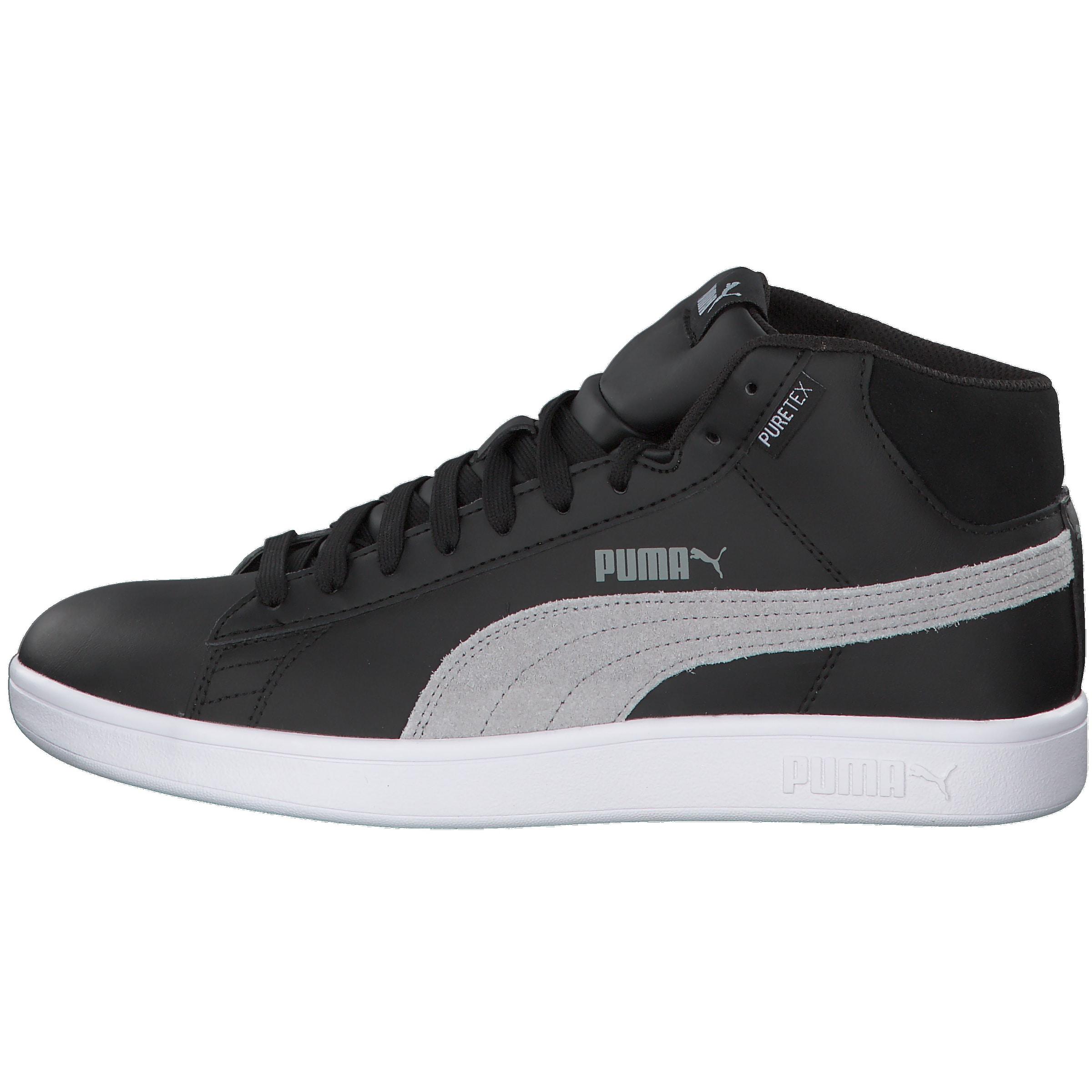 Mid GrauSchwarz Puretex' 'smash V2 Puma In Sneaker Fl1J3TKc